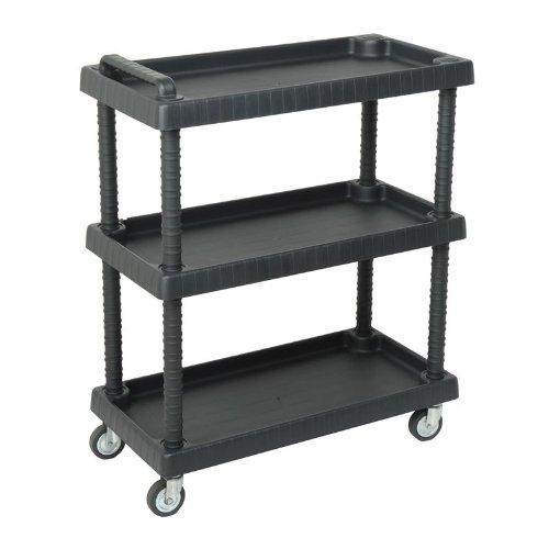 Plastic Tool Trolley - load capicity 40 kg per shelf by ArtPlast