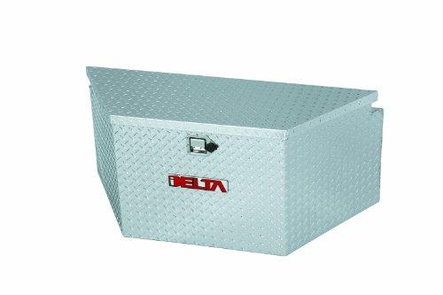 Delta 410000 48 Long Bright Aluminum Extra Wide Trailer Tongue Truck Box
