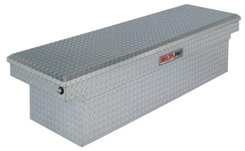 JOBOX PAC1580000 Aluminum Single Lid Fullsize Crossover Truck Box