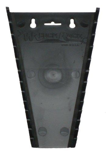 Protoco 1010 Wrench Rack Black 12-Piece