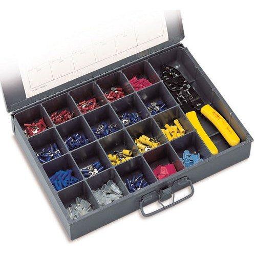23-090 Solderless Terminal Kit wTool 10-22 AWG -2 pack