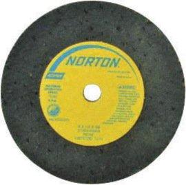 Norton 547-66243522415 3 x 037 x 037 Aluminum Oxide Gemini Portable Type 1 - Straight Snagging Wheel