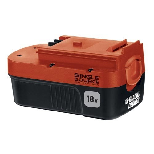 Black Decker 90554640 18-Volt Battery Back Pack for Rechargeable Chainsaw and Trimmer