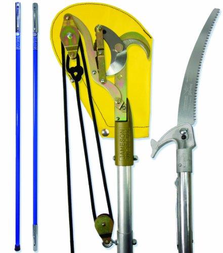 Ultimate Jameson B-Lite Pole Saw Pruner Kit