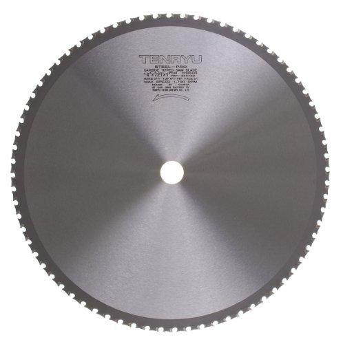 Tenryu PRF-35572D 14 diameter 72 Tooth TCG Grind Metal Chopsaw by Tenryu