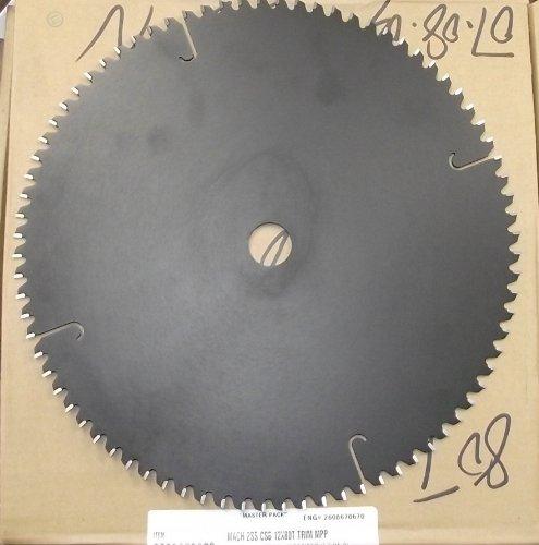 Craftsman 12 x 80 ATB Carbide Trim Saw Blade Unmarked Bulk 2608670670