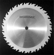 Skarpaz FT182A Finish Trim Saw Blades - 5ATB Grind 18 Diameter 120 Tooth 1 Bore