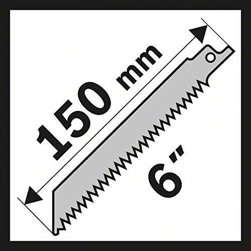 Bosch 2607010902 Saber Saw Blade-Set For WoodMetal 20 Pcs