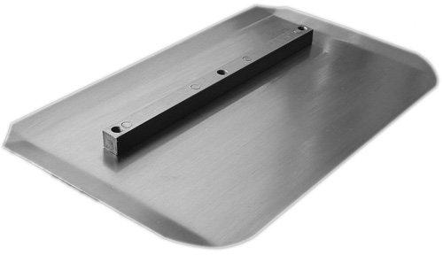 Virginia Abrasives 8x18 Combination Trowel Blade 423-CB0818