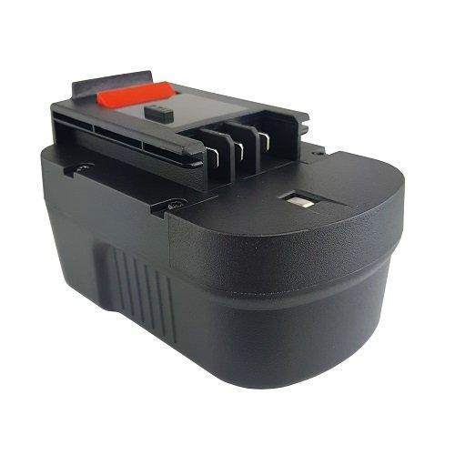 Titan Brand- Black Decker FSB14 FireStorm 144v 1500mAh Ni-Cd Battery for Black Decker Tools