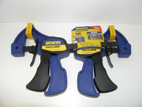 Irwin Quick-grip QG150 6 Clamp 2-pack