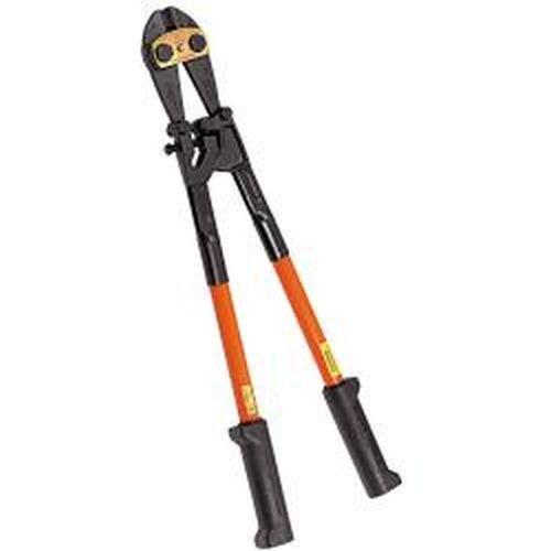 Klein Tools 63124 24-Inch Bolt Cutter - Fiberglass Handles