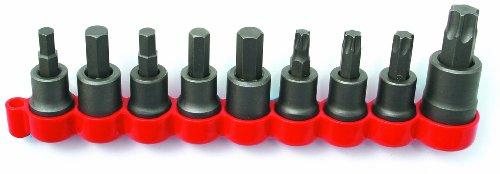 CTA Tools 1485 Disc Brake Caliper Bolt Socket Set 9-Piece