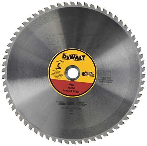DEWALT 14-Inch Metal Cutting Blade Ferrous Metal Cutting 66-Tooth DWA7747