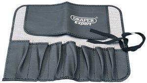 Draper 72976 Expert 8-Pocket PVC Tool Roll by Draper