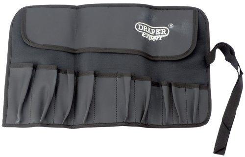 Draper Expert 72974 12-Pocket PVC Tool Roll by Draper