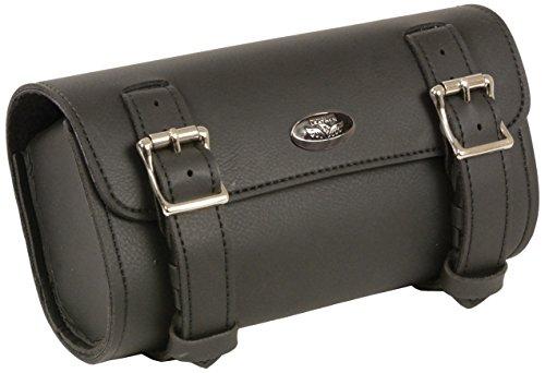 Milwaukee SH49703-BLK-PCS Black Two Strap PVC Tool Bag 10X45X325