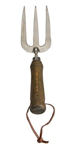 Joseph Bentley Traditional Garden Tools Stainless Steel Hand Fork