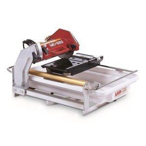 MK Diamond 153330 MK-660 34 Horsepower 7-Inch Wet Tile Saw