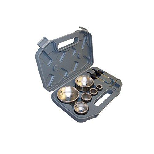8 PCS Tungsten Hole Saw Carbide Ceramic Tiles Cutter