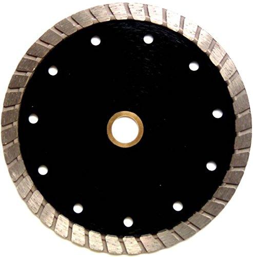7 Turbo Diamond Tile Saw Blade Concrete Masonry Wet Dry 58 78
