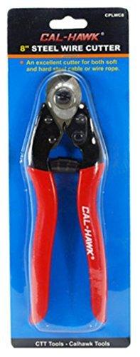 8 Steel Wire Cutter by Cal-Hawk