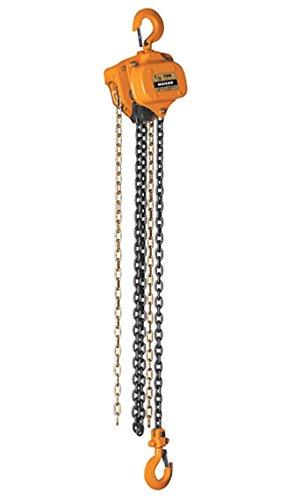 15 ton X 20 Foot Lift Magna Lifting Chain Hoist