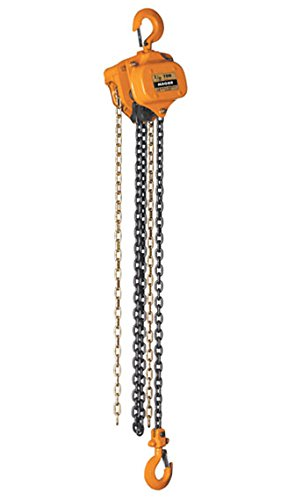 1 ton X 20 Foot Lift Magna Lifting Chain Hoist