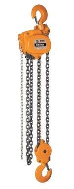5 ton X 10 Foot Lift Magna Lifting Chain Hoist