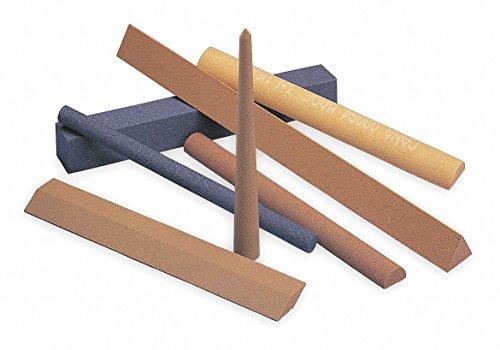 Triangular Abrasive File Sharpening Stones - mf114 4x14india triangular file