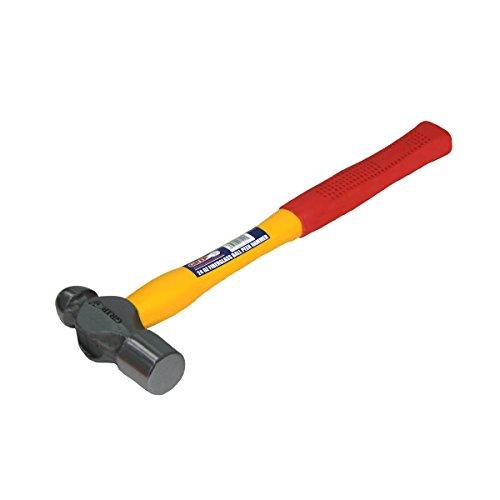 Grip 15 lb Fiberglass Ball Peen Hammer