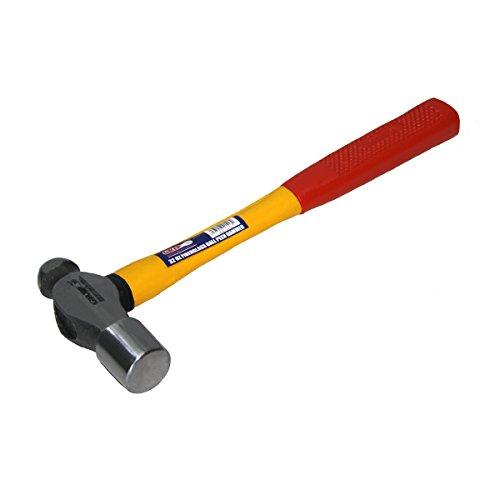 Grip 2 lb Fiberglass Ball Peen Hammer