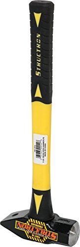 Seymour HB-4FG 4-Pound Cross Pein Hammer Fiberglass Handle