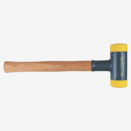 Wiha 80045 Dead Blow Hammer Face 18 Length 149