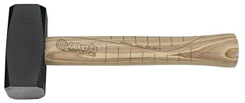 Peddinghaus 5293031500 Sledge Hammer with Handle of Hickory BlackBeige 1500 g