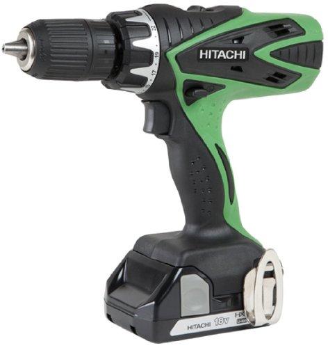Factory-Reconditioned Hitachi DV18DSFL 18-Volt Lithium-Ion Cordless Hammer Drill