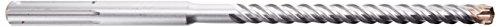 DEWALT DW5806 58-Inch by 8-Inch by 13-12-Inch 4-Cutter SDS Max Rotary Hammer Bit