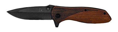 FALCON 45 AO Folding Knife - Wooden Handle