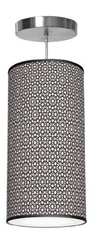 Seascape Lisha Hammer Design Lamp 8x8x9