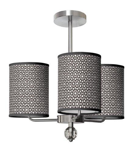 Seascape Risa Hammer Design Lamp 6x6x8
