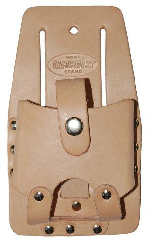 Bucket Boss 55126 Top Grain Leather Measuring Tape Holder by Bucket Boss