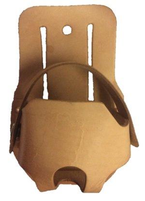 Natural Leather Measuring Tape Holder