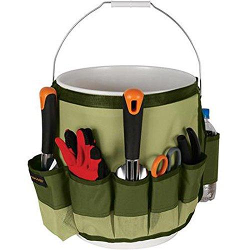 Dreamslink Garden Bucket Caddy 5-Gallon Bucket Garden Tool Organizer