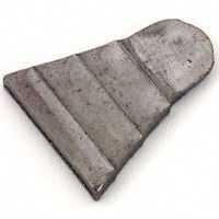64147 5 Sledge Hammer Steel Wedge 1pkg  36 Ea 504-93 50-493