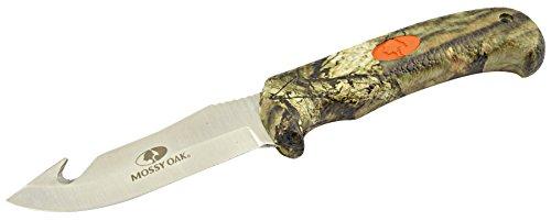 Mossy Oak Pro Hunter Gut Hook Knife Break-Up Country