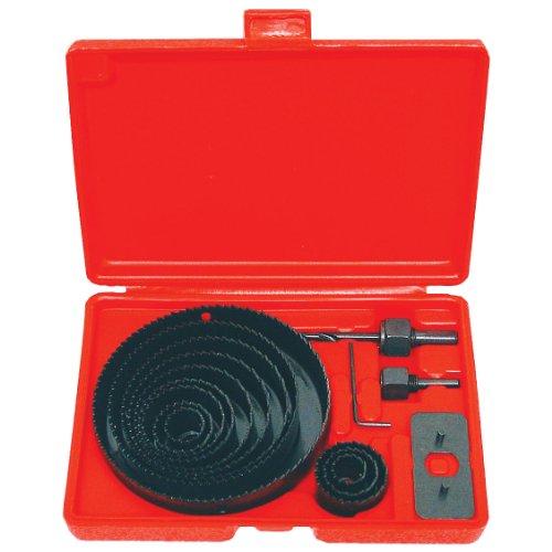 Grip Tools 42047 16-Piece Hole Saw Kit