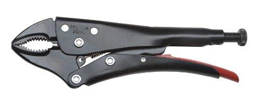 Stanley Proto J292XL Proto 9-14-Inch Locking Curved Jaw Pliers