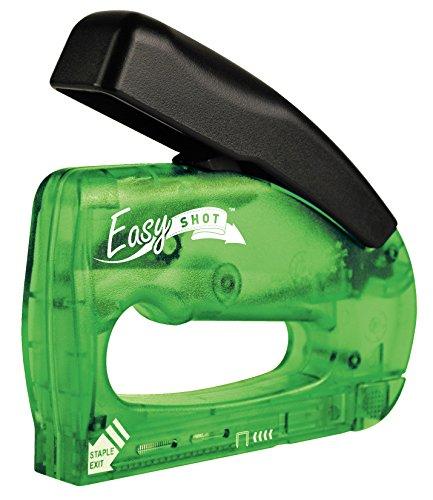 Arrow Fastener 5650G-6 Easyshot Decorating Stapler Green