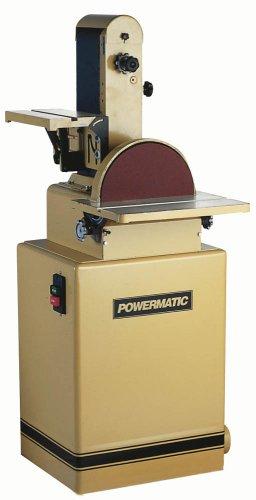 Powermatic 1791291K Model 31A 6-Inch12-Inch 1-12 Horsepower BeltDisc Sander 115230-Volt 1 Phase