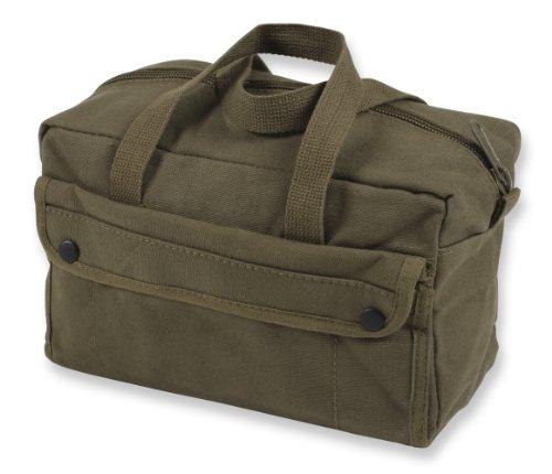 Stansport Mechanics Tool Bag Olive Drab